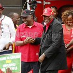 Uhuru says Opposition inciting youths to disrupt election