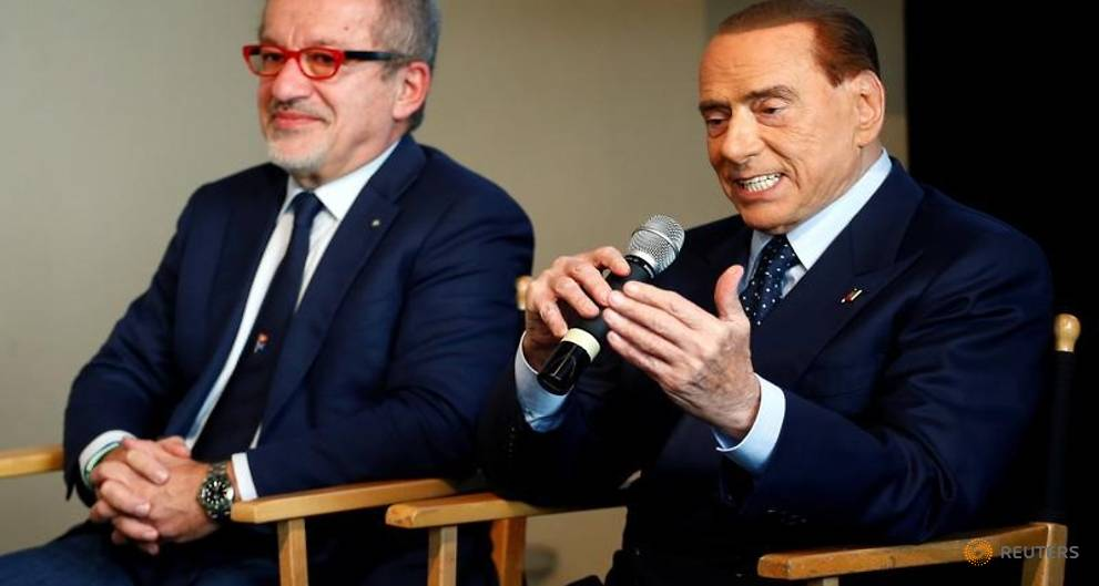 Berlusconi joins criticism of Bank of Italy as Visco decision looms