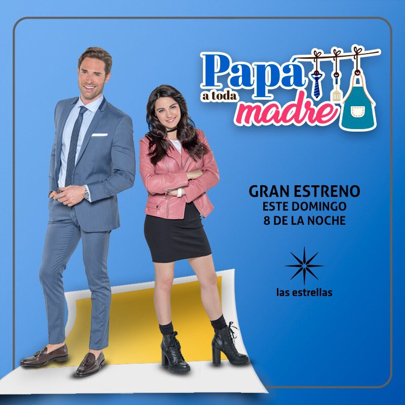 test Twitter Media - Gran estreno este domingo...#PapáATM https://t.co/BNVxo4kK1H
