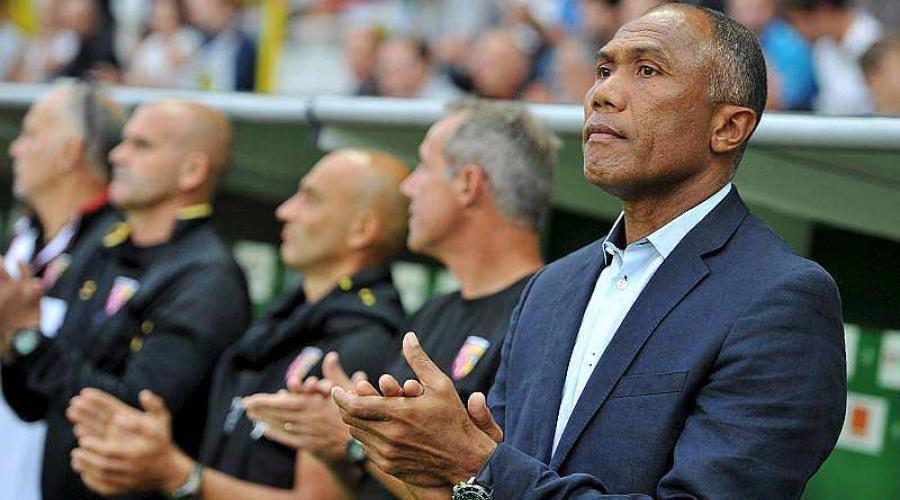 EA Guingamp. Antoine Kombouaré : «Ras le bol de revenir bredouille»