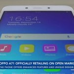 OPPO A71 officially retailing on open market in Kenya