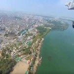 WATCH: A 360-degree bird's eye view of North Korea