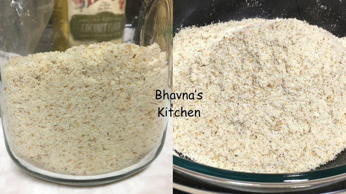 My Favorite Healthy Flour Mix - Gluten Free Video Recipe | Bhavna's Kitchen