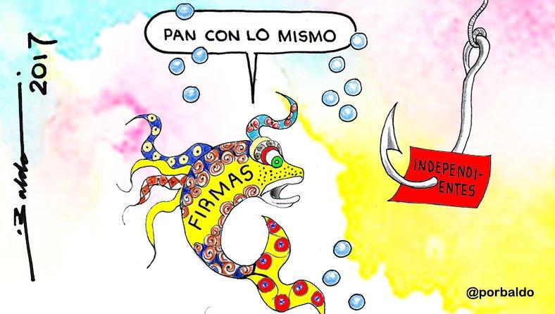 RT @porbaldo: EL CARTÓN DE HOY @porbaldo #FelizJueves #Independiente #QueMasQuisieraQue https://t.co/AryVh1NRis