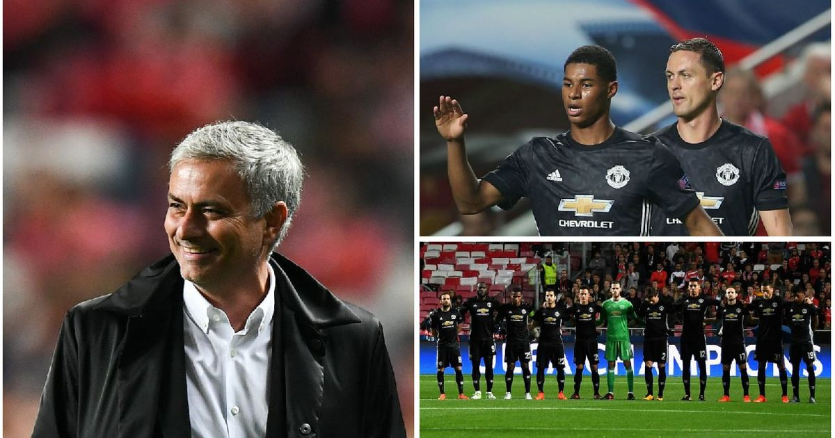 Manchester United manager Jose Mourinho reminds rivals why they should be feared