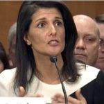 Trump UN envoy: Russia's election interference is 'warfare'