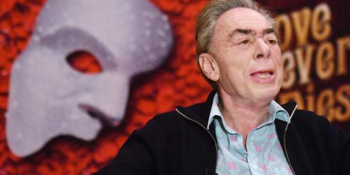 Andrew Lloyd Webber on the sequel to 'Phantom of the Opera'
