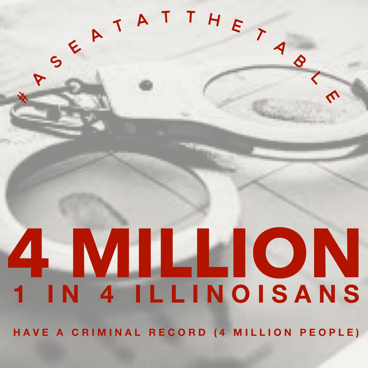 test Twitter Media - #4million #criminaljusticereform #educationoverincarceration #aseatatthetable https://t.co/Ws6Xrtojbo