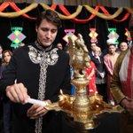 'Diwali Mubarak'?: Trudeau's use of Arabic raises eyebrows