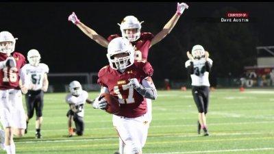 Iowa special education student scores memorable touchdown in footballgame
