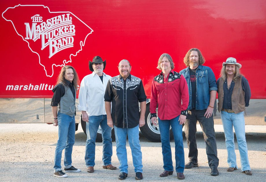 Southern rockers Marshall Tucker Band returning to Charleston