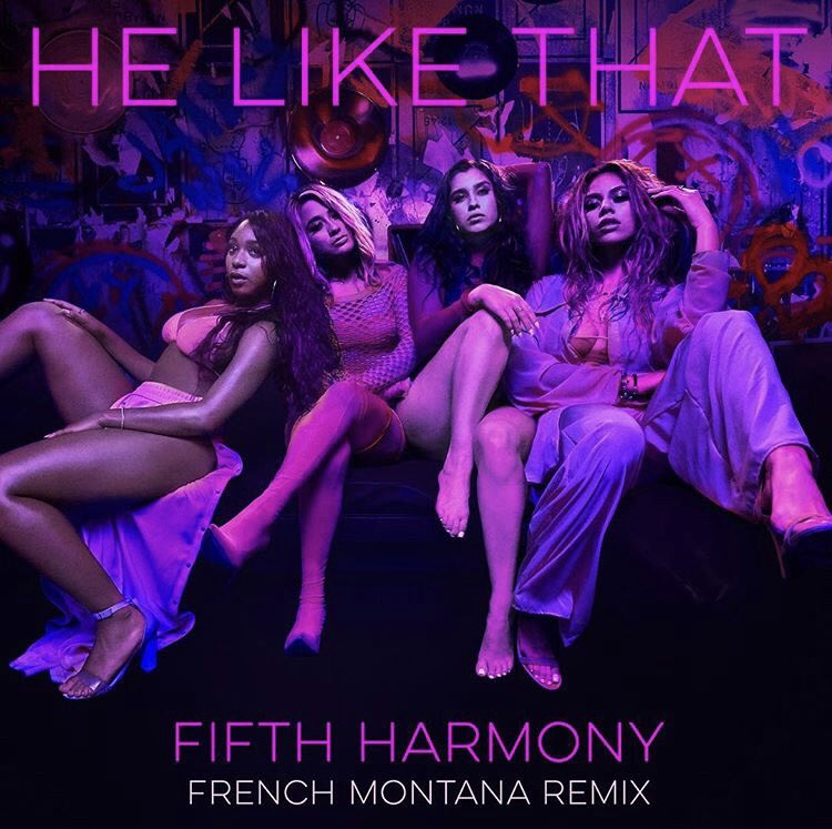 Midnight tonight �� @FifthHarmony's #HLTRemix with @FrencHMonTanA https://t.co/39wLCFkG8m