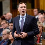 Morneau to table fall fiscal update next week