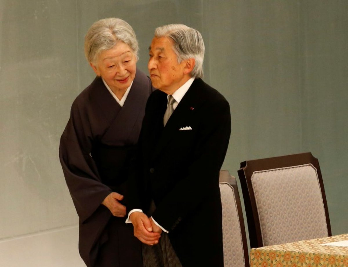 Japan's Emperor Akihito likely to abdicate at end-March 2019: Asahi