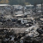 California wildfires destroy nearly 7,000 buildings