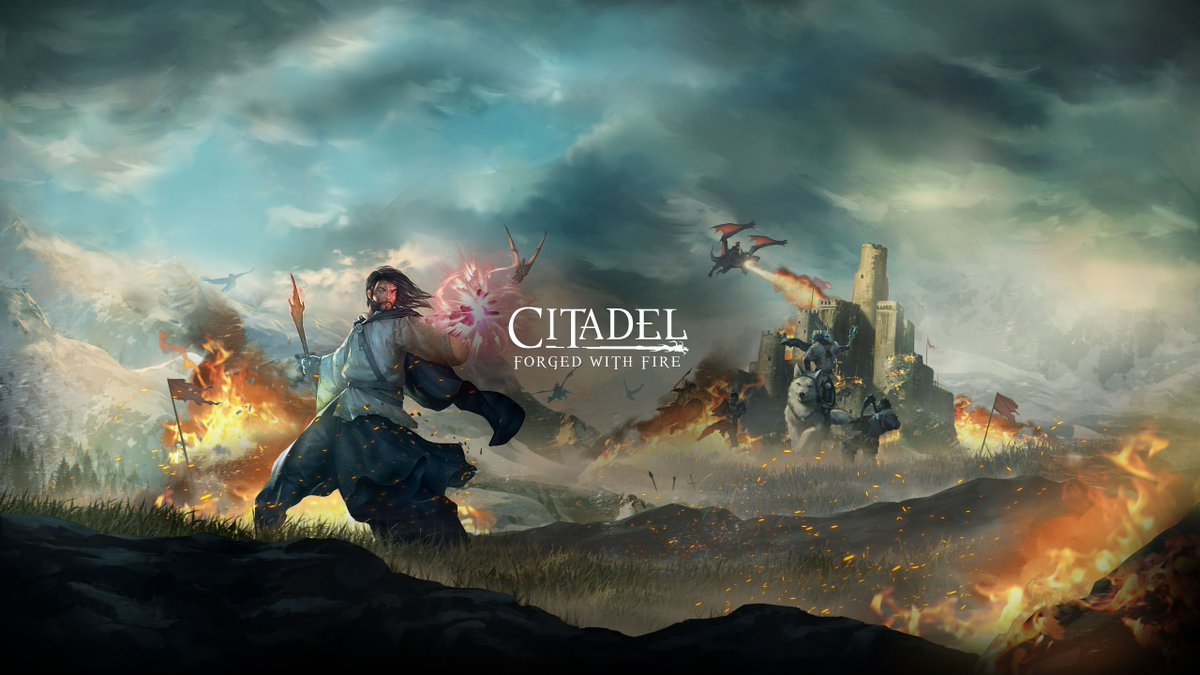 Citadel: Forged With Fire Halloween Update Revealed; Adds New Costumes, Effects, and More https://t.co/QJQaoh21Ia https://t.co/DRAm6nLmDX