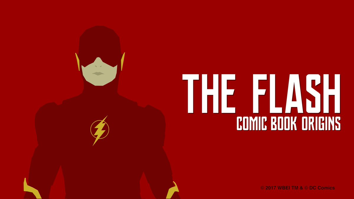 RT @justiceleaguewb: Get to know the Fastest Man Alive.⚡ #TheFlash #JusticeLeague https://t.co/uIJ9zbmCY9