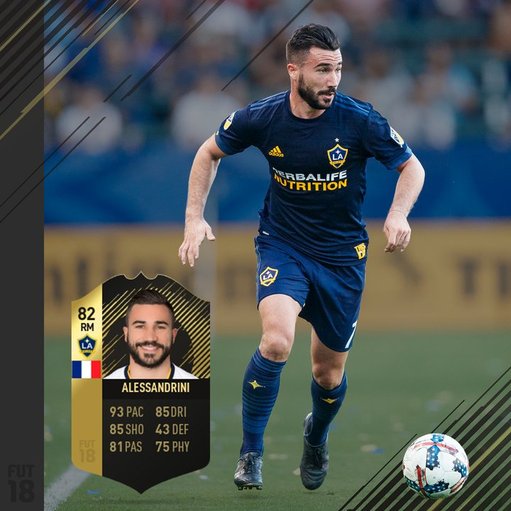 🙌 A world-class performance earns Romain Alessandrini @EASPORTSFIFA Team of the Week: https://t.co/aVHRgbqb7a https://t.co/z538z4rkAq