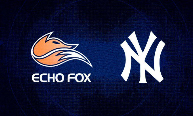 The New York @Yankees join #esports industry with investment in @echofoxgg.  https://t.co/ch6o8gyd4J https://t.co/E3RptjiYEH