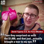 Military families get surprise $1,300 grocery shopping spree