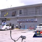 Good Samaritan attempting to stop Titusville robbery stabbed