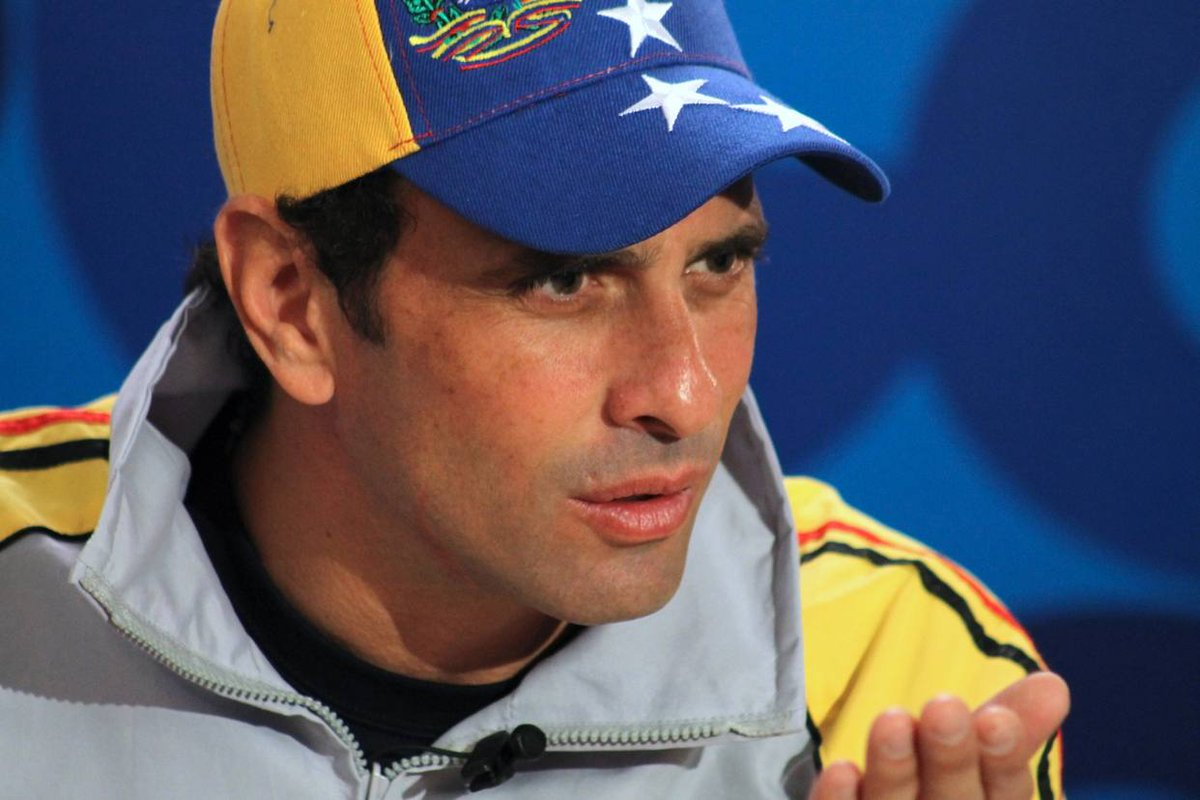 test Twitter Media - RT @ElNacionalWeb: Capriles: Se cerró el camino por el que luché, la salida no es electoral https://t.co/HpbaekbrCy  https://t.co/r5KIHoeObP