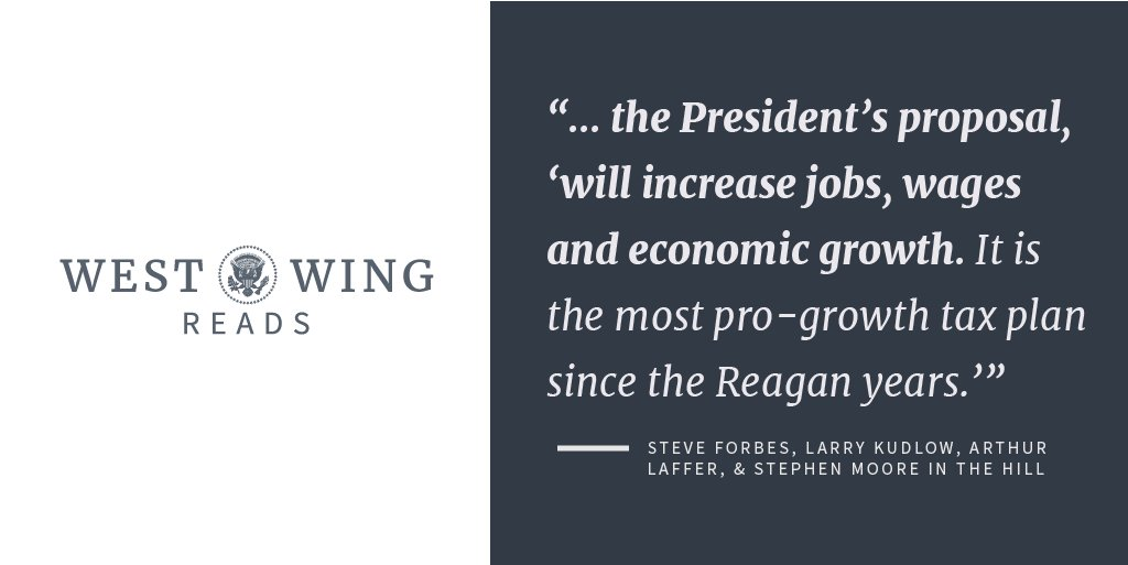 Here is what the West Wing staff is reading today: https://t.co/6qH2od97RG https://t.co/OtdOoXiRWr