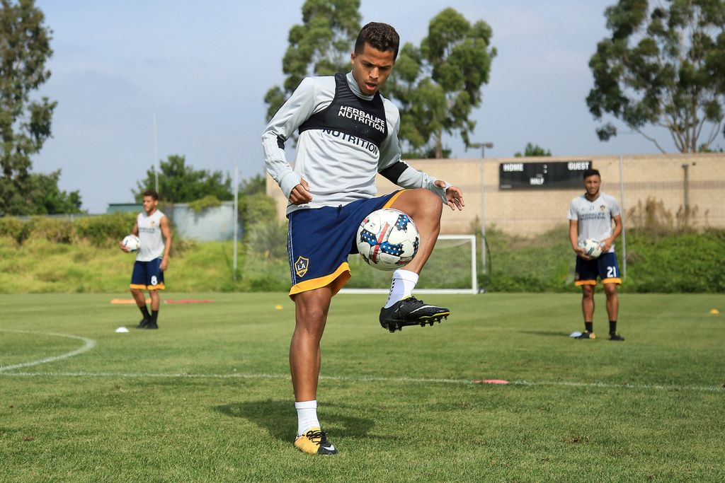 Gettin' set for the season finale. #DALvLA https://t.co/ZU5eiMaAQj
