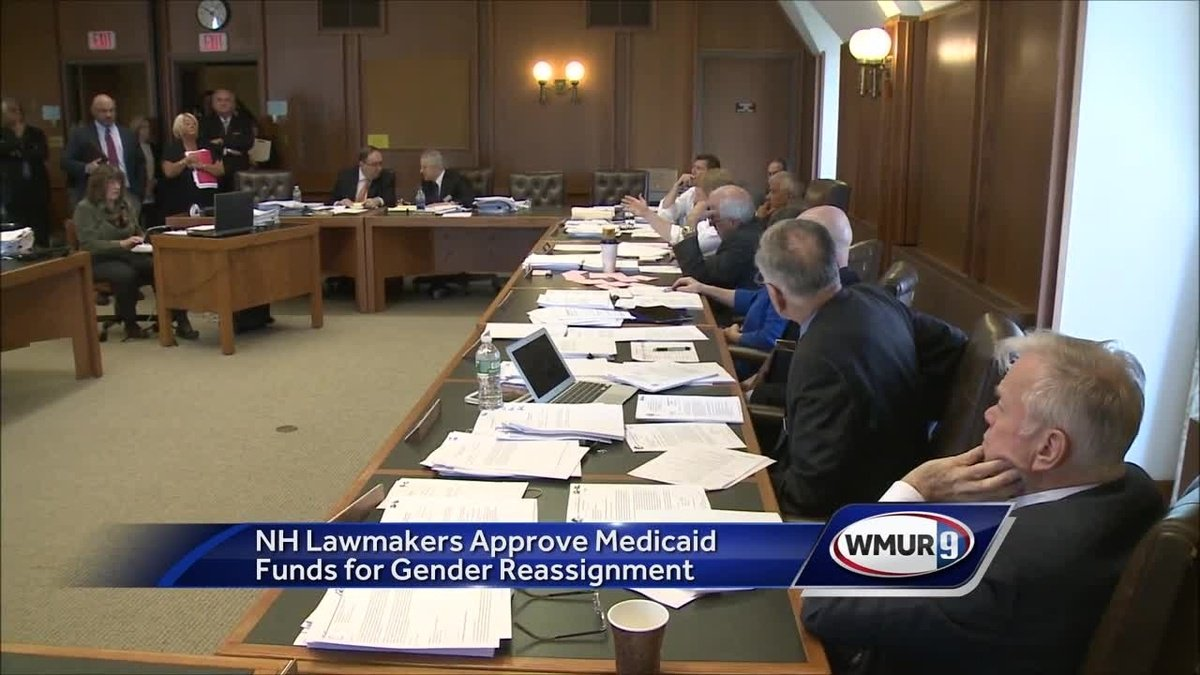 State lawmakers approve use of Medicaid funding for gender reassignment