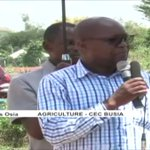 The Busia County government to establish a fisheries development trust fund