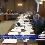 State legislators approve use of Medicaid funding for gender reassignment