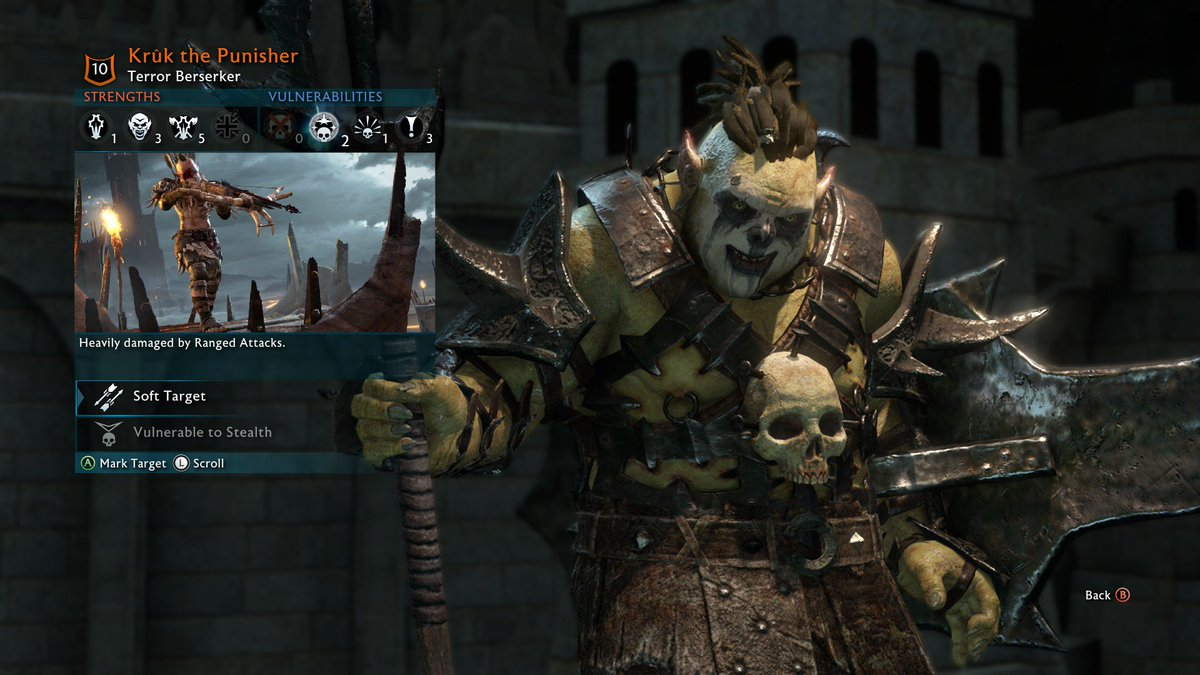test Twitter Media - Krûk the Punisher's strengths: I'm a scary panda, rawr! #ShadowOfWar https://t.co/C7hz32KJCf