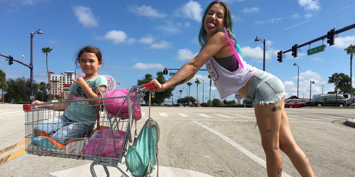 Review: 'Florida Project' a beaming portrait of youth