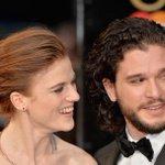 Kit Harington says his fiancée made him dress up as Jon Snow for a party