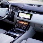 The 2018 Range Rover Velar is a high-tech off-roader