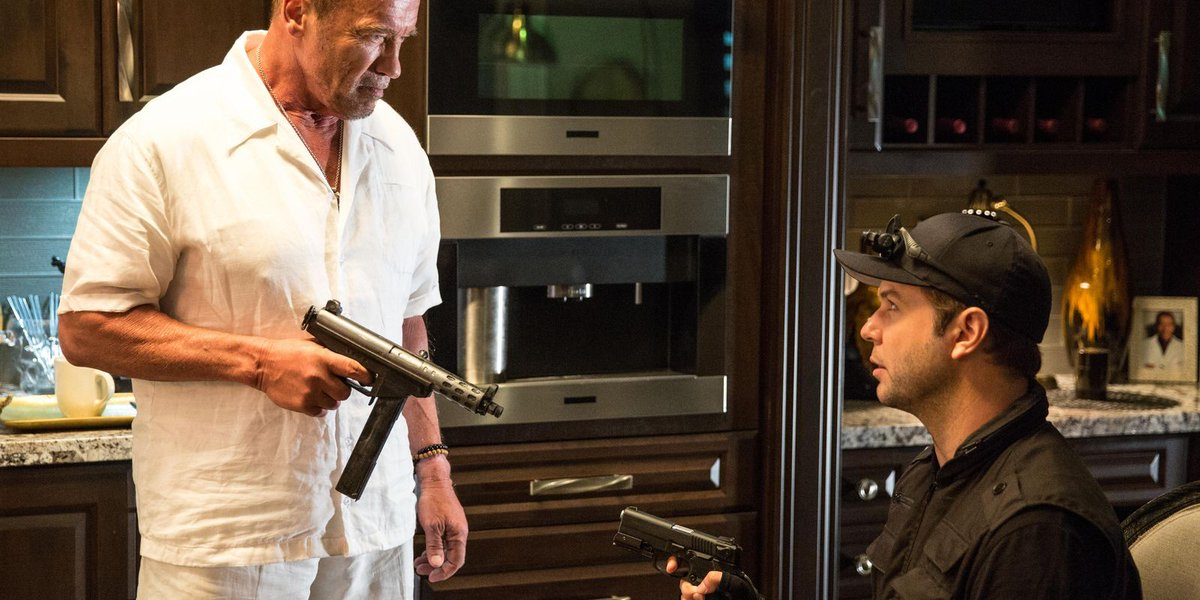 Review: Hitmen on hitman laughs fuel 'Killing Gunther'