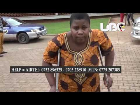 RITAH NAKALEMA, WAKISO MIDWIFE BATTLES LUNG CANCER: NEEDS 42 MILLION FOR TREATMENT