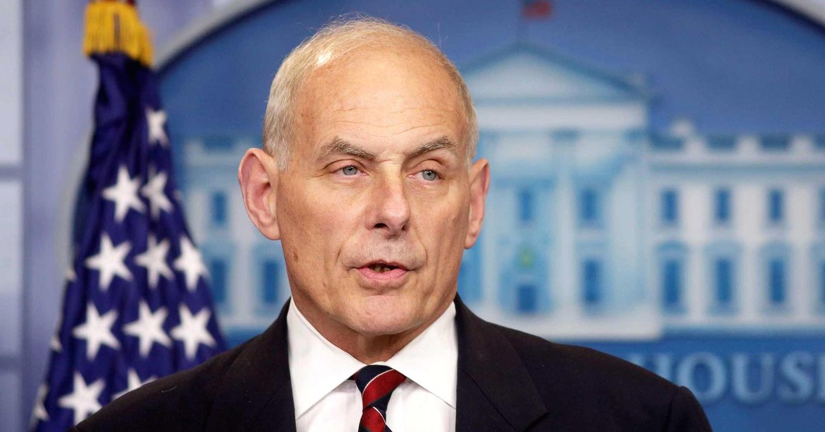 Kelly defends Trump's call to widow: 'If you've never been in combat, you can't even imagine how to make that call'
