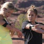 Olympian Shawn Johnson East vaults into a new world