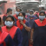World pollution kills more people annually than wars, disasters, hunger