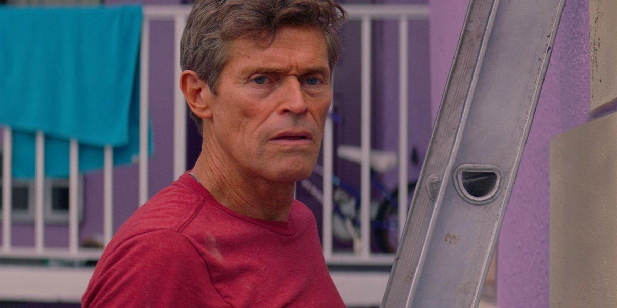Dafoe finds role of a lifetime in 'The Florida Project'