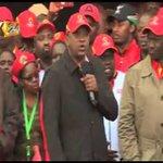 President Kenyatta adamant that poll must take place on October 26th