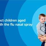 Children's flu vaccine