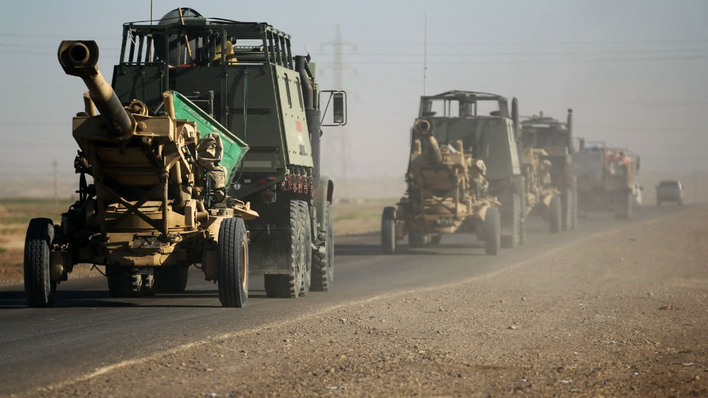 Iraqi forces complete takeover of oil-rich Kirkuk province