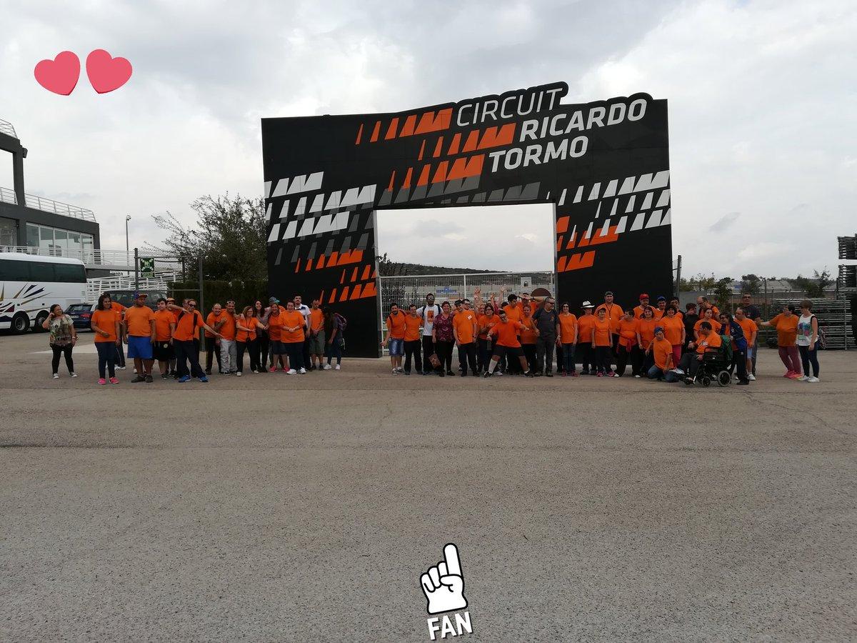 test Twitter Media - 🏁🎌#CO TORRENT de @abd_ong visitando el circuito Ricardo Tormo. 👍👏Gracias a todos lo que lo habéis hecho posible. Un gran Día!! https://t.co/dg2uTL5kof