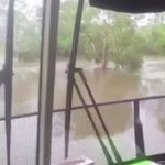 School buses driven through floodwaters after Bundaberg deluge despite warnings