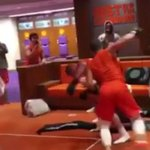 Video on social media appears to show 'fight club' in Clemson locker room