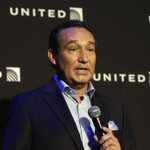 United Airlines stock in nosedive after CEO spars with analysts