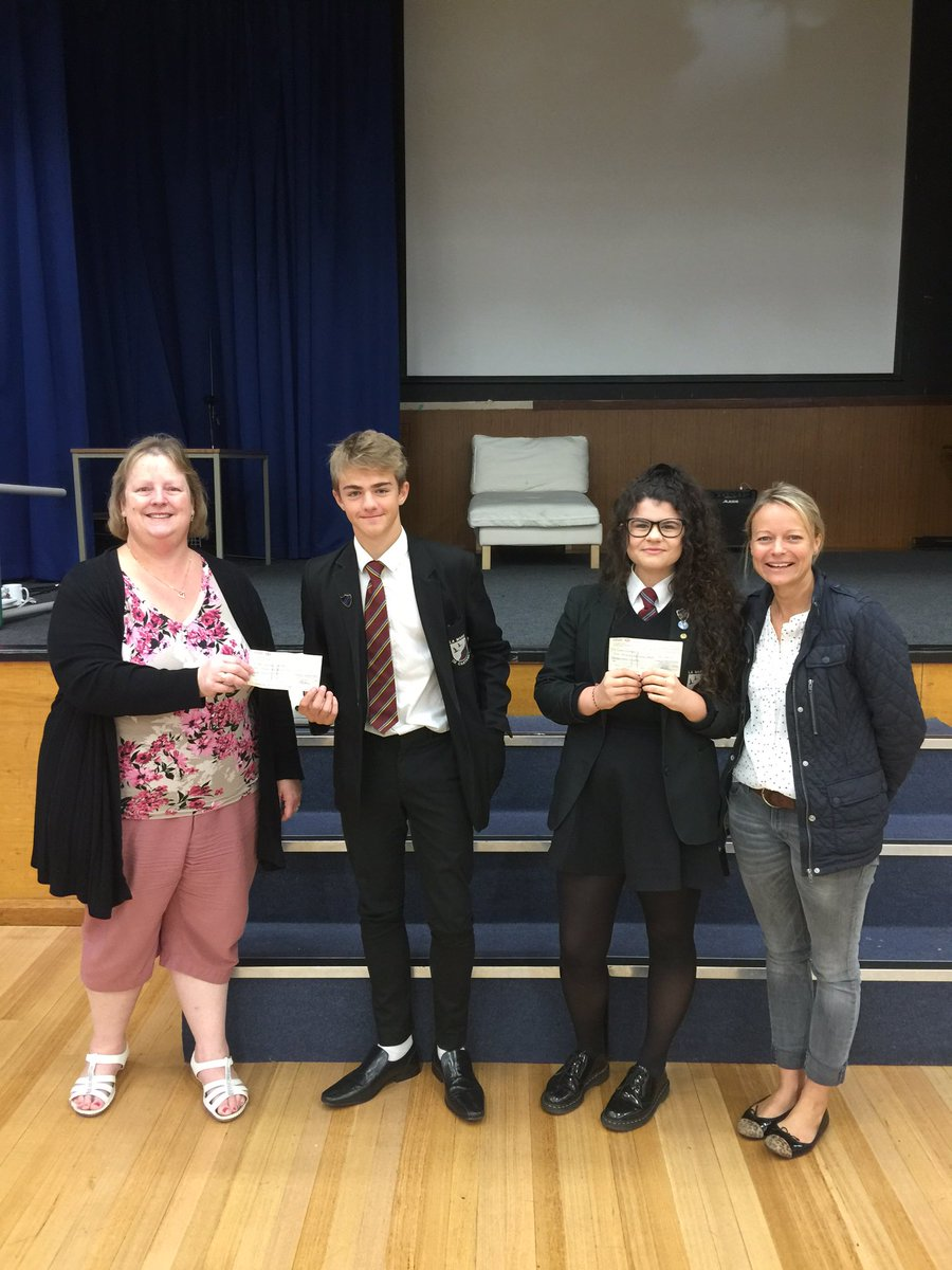 test Twitter Media - 🌟🌟🌟 So proud of our school! Over £1,000 donated to @CLIC_Sargent and @LesBourgsHospic today! 🔥🎯🇬🇬💪💙👏 @TeamCLICSargent @LamareHighSchoo https://t.co/ajGbunMQvR