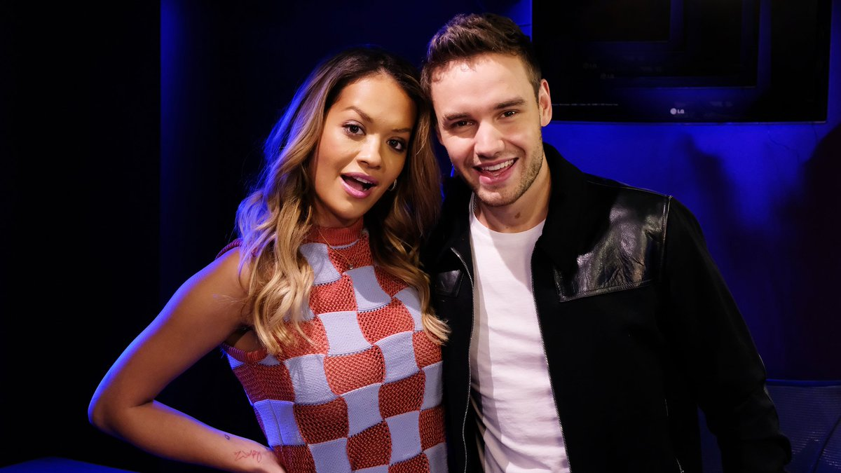 RT @R1Breakfast: This was good... @LiamPayne & @RitaOra on the Brekkie show this morning ???? https://t.co/xlMcLEeNkF